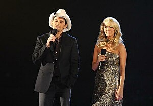 Brad Paisely & Carrie Underwood