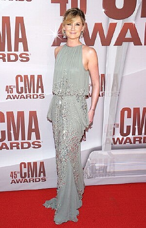 Jennifer Nettles Red Carpet