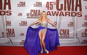 Laura Bell Bundy Red Carpet