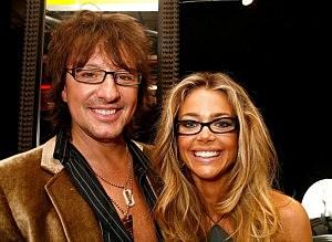 Richie Sambora and Denise Richards