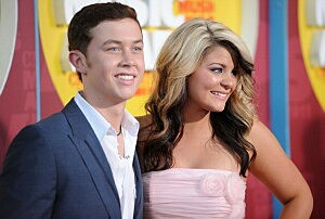 Scotty McCreery & Lauren Alaina