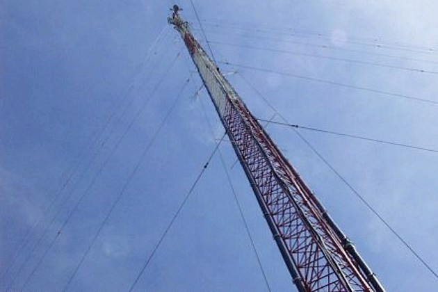 WPUR Radio Tower