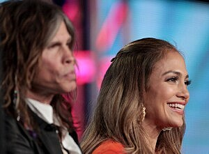 Steven Tyler & Jennifer Lopez