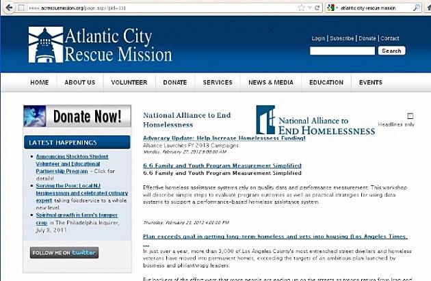 Atlantic City Rescue Mission