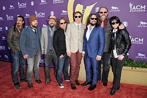 Zac Brown Band ACM