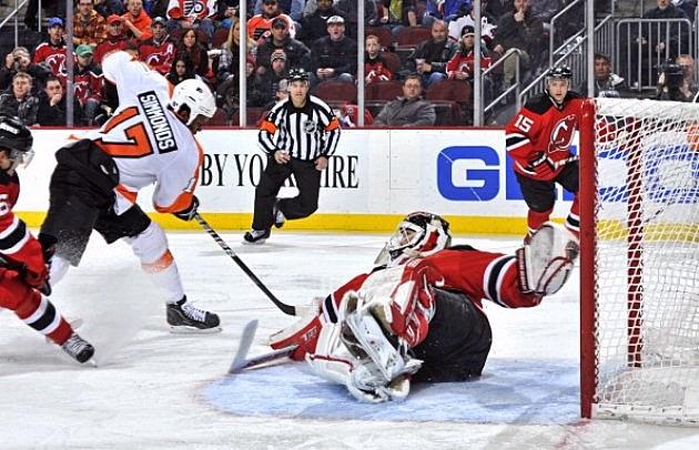 Flyers - Devils