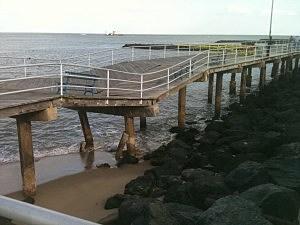 Atlantic City Boardwalk Collapse