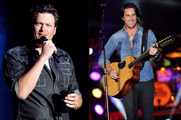 Blake Shelton - Jake Owen