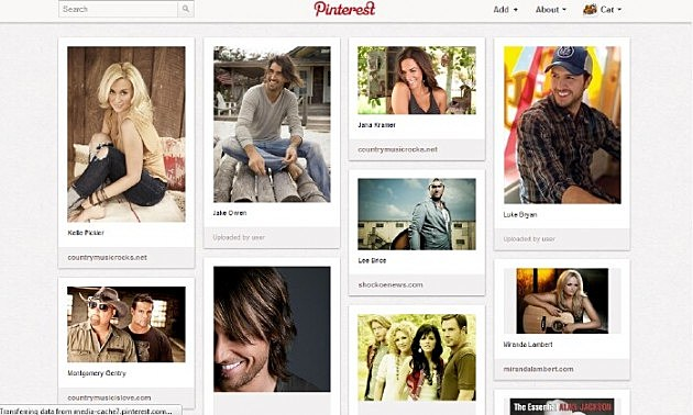 Cat Country 107.3 on Pinterest