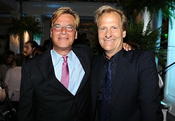 Aaron Sorkin & Jeff Daniels