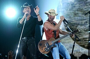 Kenny and Tim