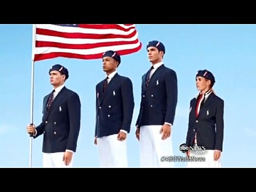 Olympic Uniforms