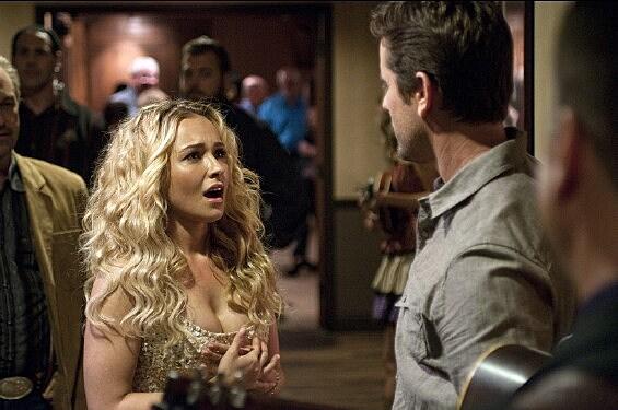 'Nashville' Hayden Panettiere