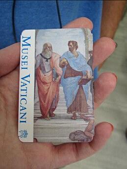 Vatican Ticket