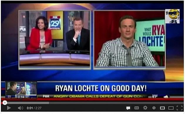 Ryan Lochte Interview