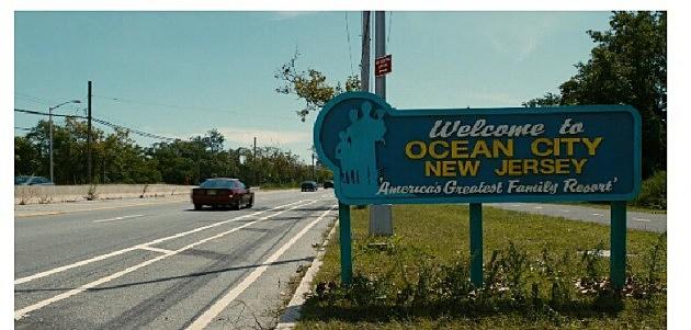 Ocean City Sign