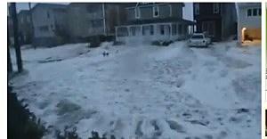 Ocean City Hurricane Sandy