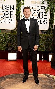 Bradley Cooper Golden Globes