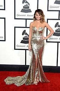Chrissy Teigen Grammys