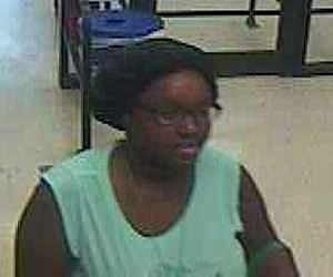 EHT Shoplifting Suspect