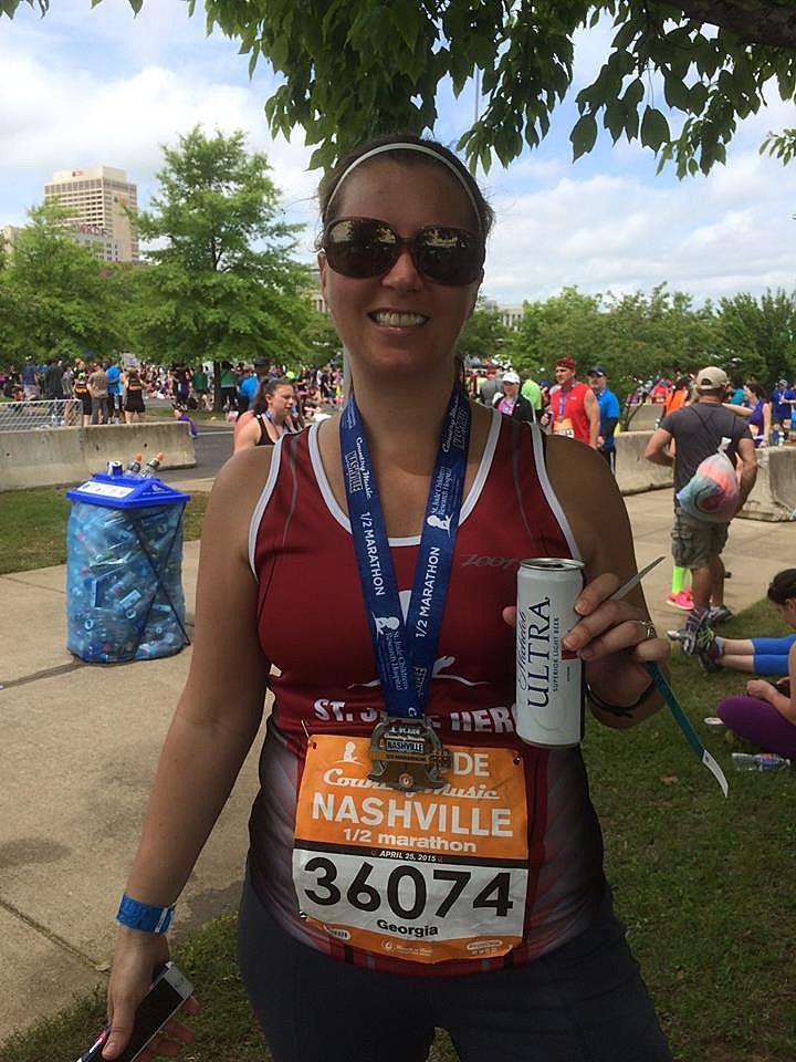 St. Jude Rock N Roll Half Marathon