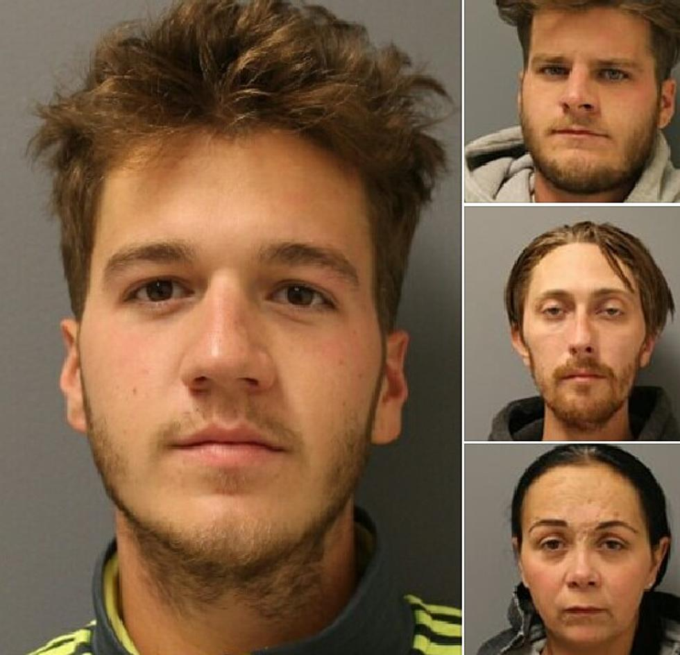 4 Arrested for Upper Township Burglaries