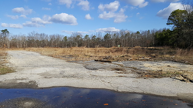Empty Lot in Mays Landing - Photo: Chris Coleman/Townsquare Media