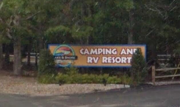 Lake & Shore RV Resort in Ocean View - Google Maps
