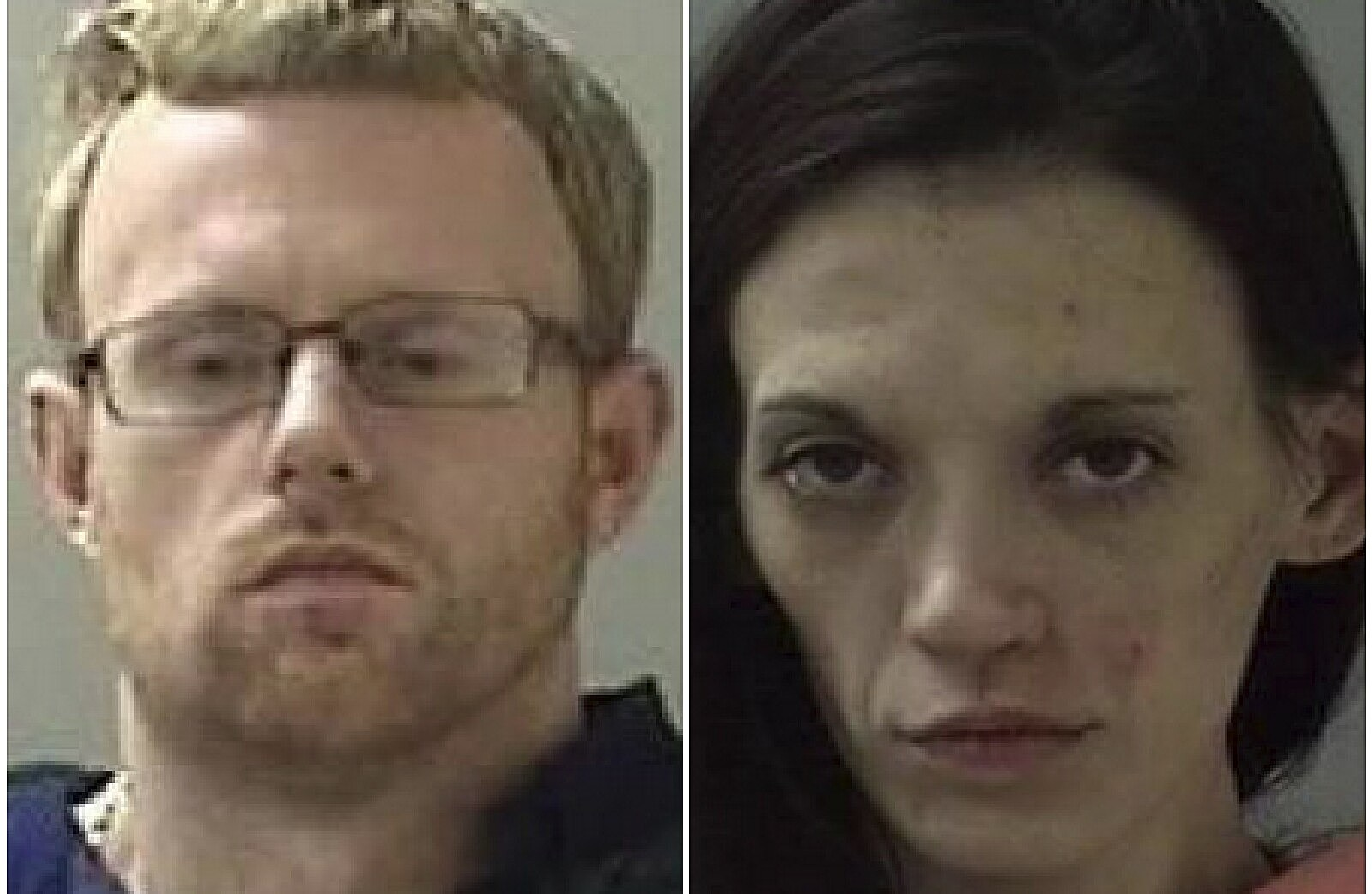 Traffic Stop Leads to Drug Charges Against Two in Galloway