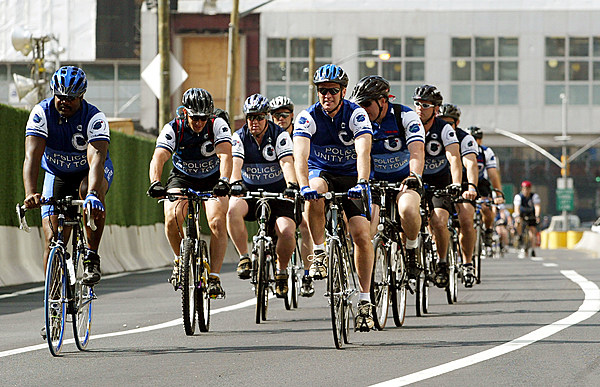Police Unity Tour  Schedule