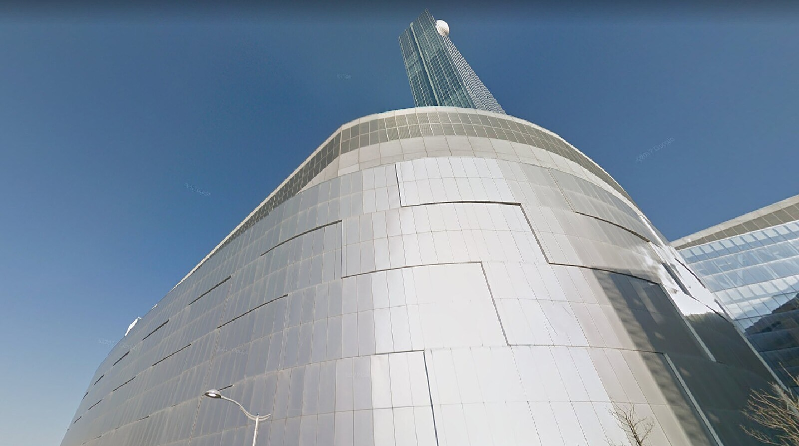 What are the 5 Tallest Buildings in Atlantic City?
